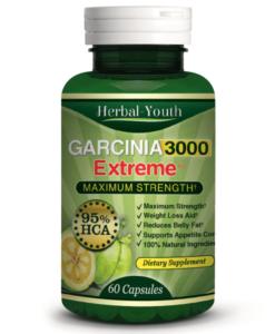 Garcinia Cambogia Extract HCA Capsules