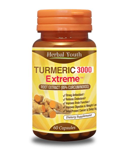 TURMERIC 3000 EXTREME CAPSULES